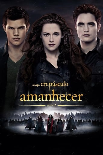 A Saga Crepúsculo - Amanhecer - Parte 2 (2012) Download