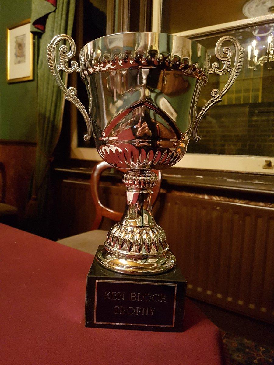 Ken Block Trophy