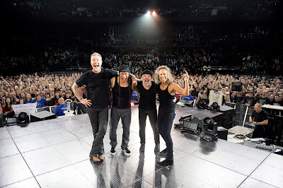 Metallica, Hardwired... to Self-Destruct, koncert, Budapest, Live Nation