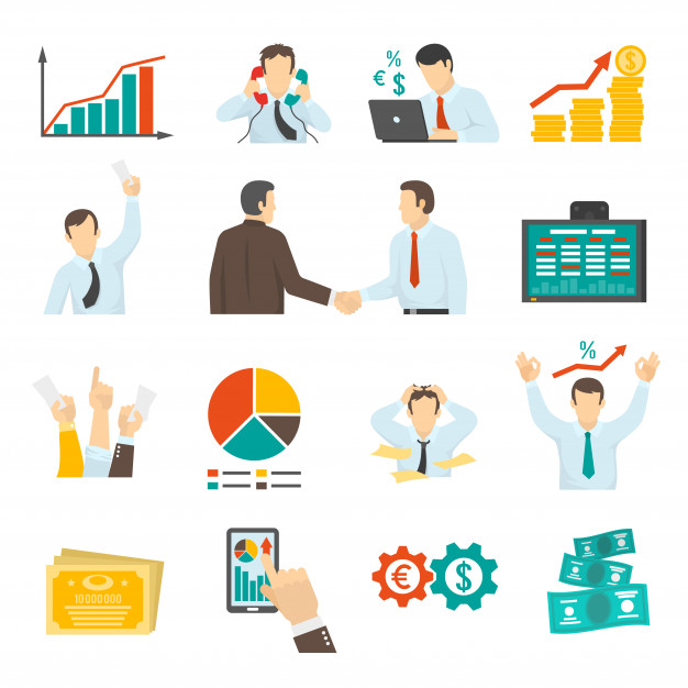 Agentes del Mercado de Valores: Bancos de Inversión, Corredores de Bolsa e Inversores