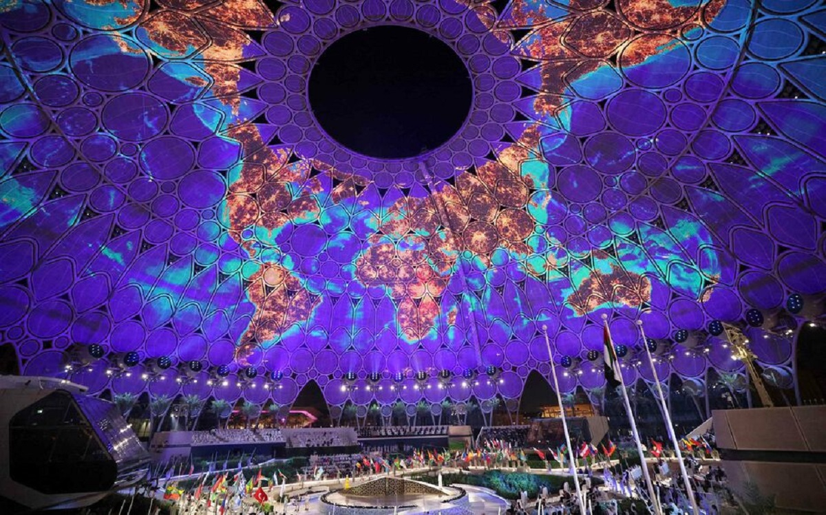 Dubai Expo inauguration