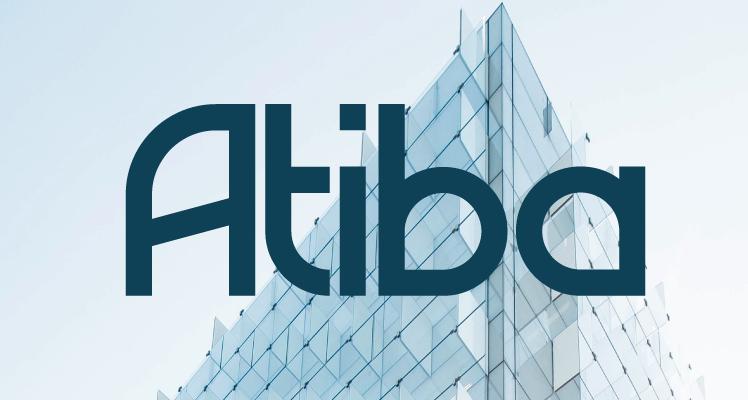 Atiba free font preview