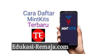"""MintKits menawarkan program Referensi bagi kalian yang tertarik untuk mendaftar dan menggunakan aplikasi MintKits ini. Berikut ini adalah kode referral MintKits terbaru :  """" 6N488622 """"  Kode diatas, dapat kalian gunakan ketika mendaftar di aplikasi MintKits. Dengan cara memasukkan kode 6N488622 di bagian kode referensi disaat mendaftar di aplikasi MintKits"""