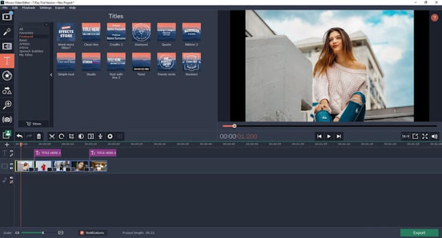 Download Movavi Video Editor