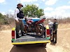 Elesbão Veloso: Polícia recupera moto de lavrador furtada no Capitão Mundoco