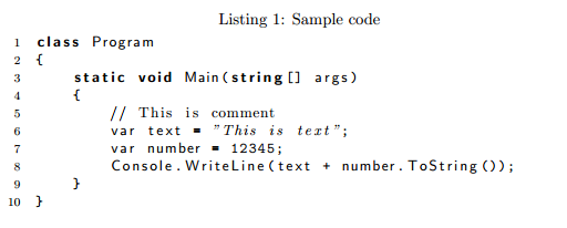 It is not overengineering!: Syntax highlighting with TeX4ht