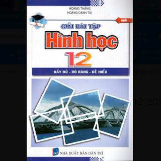 Giải Bài Tập Hình Học Lớp 12 (2011) ebook PDF-EPUB-AWZ3-PRC-MOBI