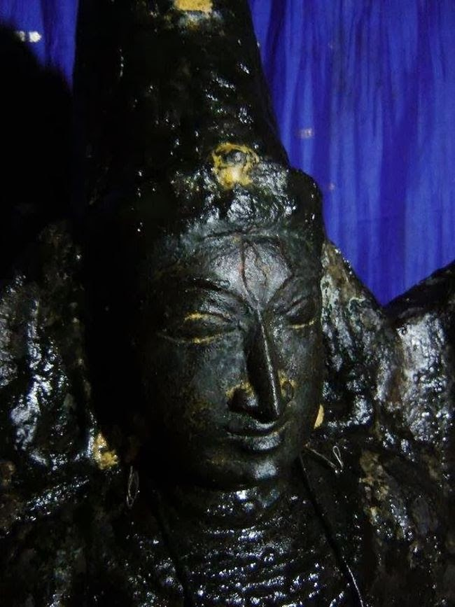 Goddess Periyanayaki Amman With Third Eye