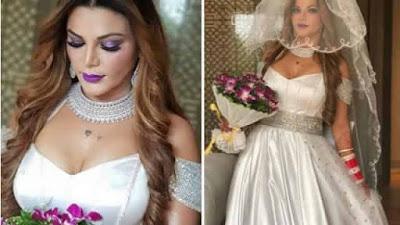 Rakhi Sawant got married with NRI boy