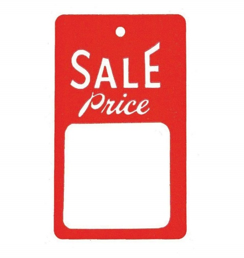 Attract your customers with perfect price tags