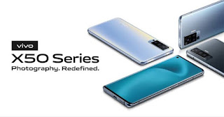 Spesifikasi dan Harga HP Vivo X50 Pro Terbaru