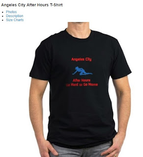 Angeles City After Hours T-Shirt