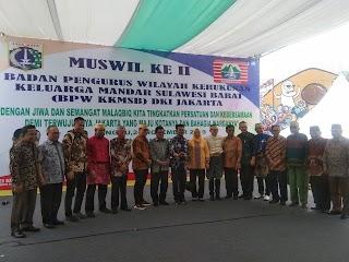 Masyarakat Mandar Sulawesi Barat Minggu Pagi adakan gelar Muswil Ke II Kerukunan Keluarga Mandar Sulawesi Barat (KKSMB)