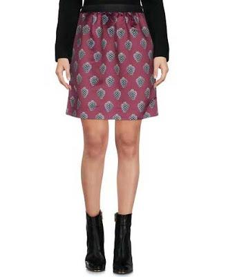 minifalda de Markus Lupfer en oferta