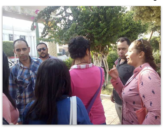 صرخة معلمين المنيا لرفض النقل التعسفى لمدارس نائية وادارات بعيده والتعليم تهدددهم بالامن
