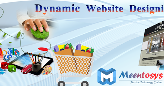 Best Dynamic Website Designing Company In Delhi