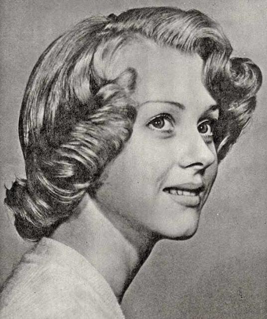 прическа 70-х