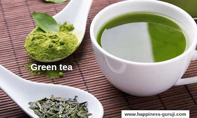 Green tea side effects in Hindi, effects of green tea, 5 चीजों के साथ ग्रीन टी का सेवन न करें, happiness-guruji