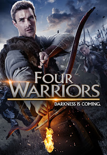 Download The Four Warriors (2015) Dual Audio 480p Full Movie Bluray 1080p | 720p | 300Mb | 700Mb | ESUB | {Hindi+English}
