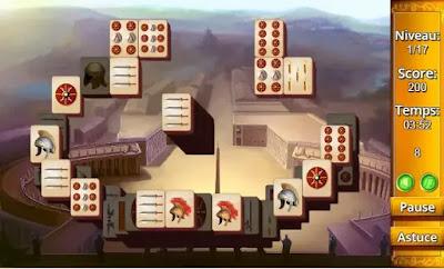إلعب لعبة الألغاز اكتشف روما القديمة أون لاين
