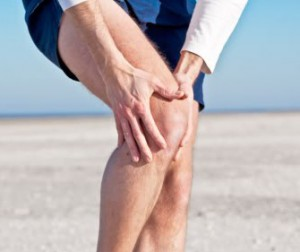 Natural regeneration of knee cartilage