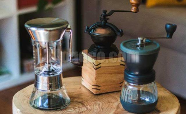 Cita rasa dari penggiling biji kopi