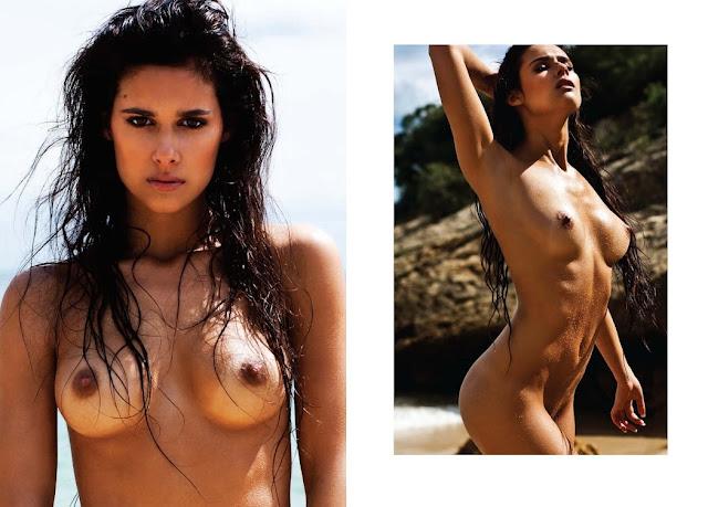 Cazando Joana Caldeira Playboy November Anilos 1