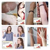 GLUTA VALENC'H / Glutathione Pemutih Kulit Thailand
