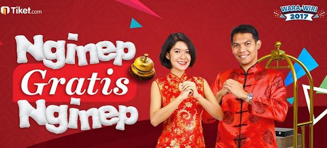 Promo Tiket.com nginep gratis di Bali