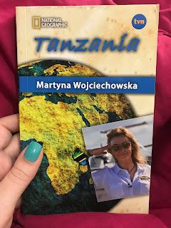 Martyna Wojciechowska - Tanzania