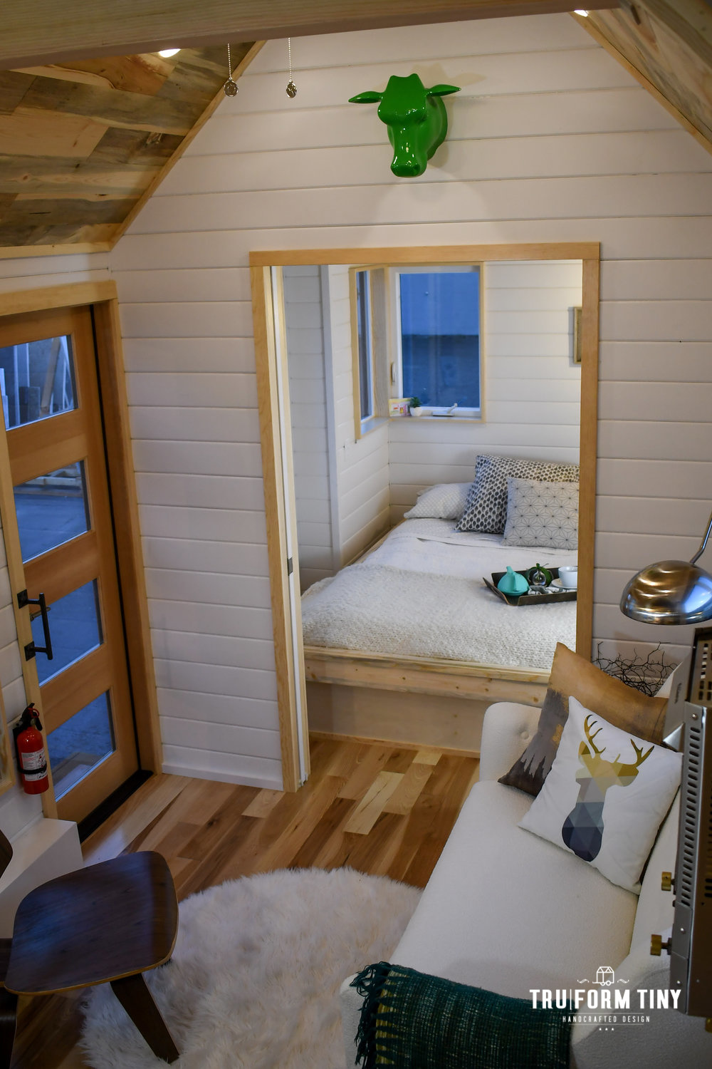 Tiny House Town The Payette V2 From Truform Tiny Homes