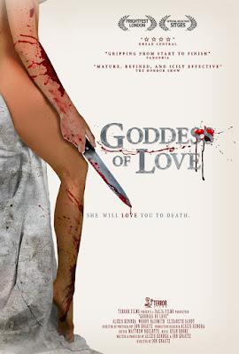 Goddess of Love Poster