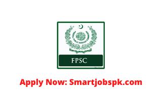 Federal Public Service Commission FPSC Jobs 2021 in Pakistan - www.fpsc.gov.pk Jobs 2021