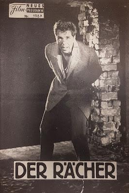 Edgar Wallace, The Avenger, Heinz Drache, Klaus Kinski
