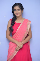 Actress Neha Pathan at Batch Movie Trailer Launch Event HeyAndhra.com