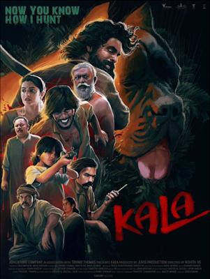 Kala (2021) Dual Audio [Hindi (VoiceOver) – Malayalam] 720p | 480p UNCUT HDRip ESub x264 1Gb | 400Mb