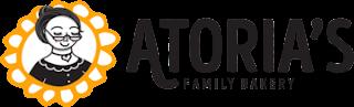Atoria's Bakery logo