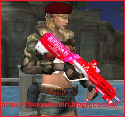 Weapon AUG A3 Zepetto Pointblank
