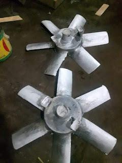 logam cor machining