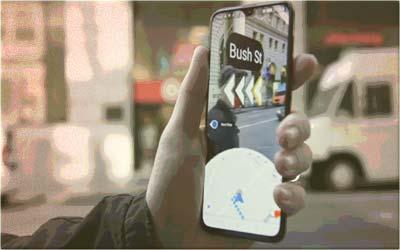Cara Menggunakan Fitur Google Maps 'Live View'