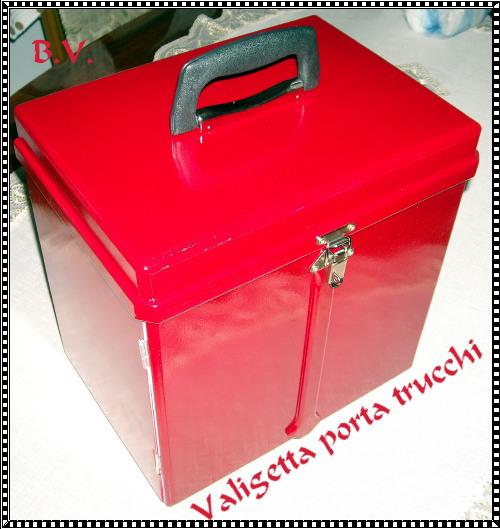 Porta trucchi ed altro valigetta porta trucchi e pennelli - Porta trucchi sephora ...