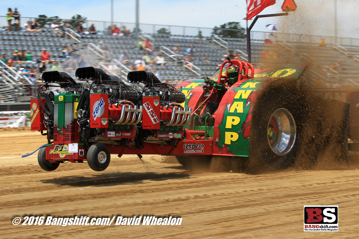 Pulling Tractors For Sale >> Tractor Pulling News - Pullingworld.com: NTPA GN Champions 2016