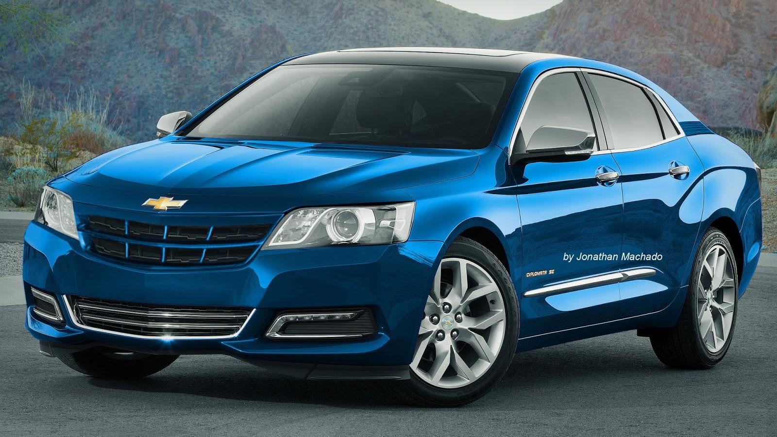 PHOTOSHOP Nova Chevrolet Opala Caravan SS AT6 3.6 Vortec V6 309 cv 36,5 kgfm #OPALA | CARWP