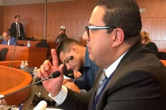 Lo sensato es que cese de usurpación sea por la fuerza: Alfonzo Bolívar