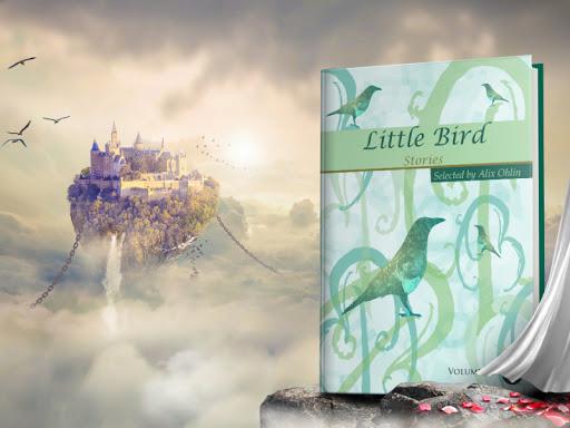 Little Bird Stories - Book Cover