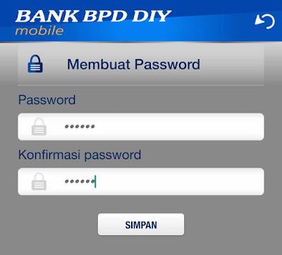 Mobile Banking BPD DIY