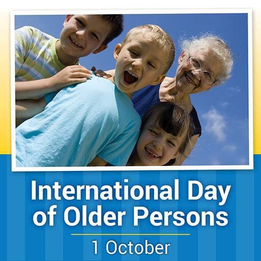 International Day of Older Persons Wishes Images