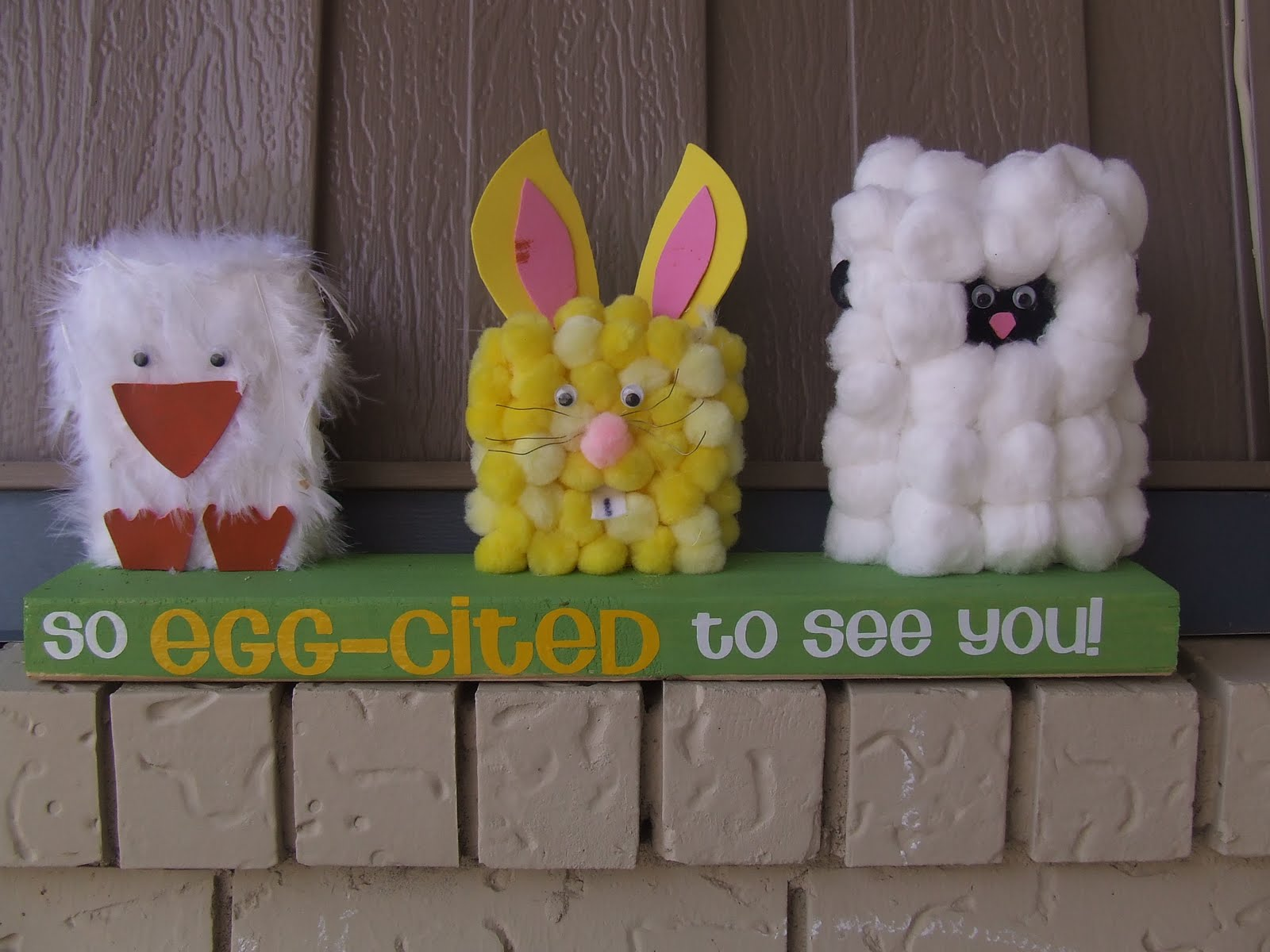 Tutorial Tuesday 2x4 Spring Animals Keeping It Simple