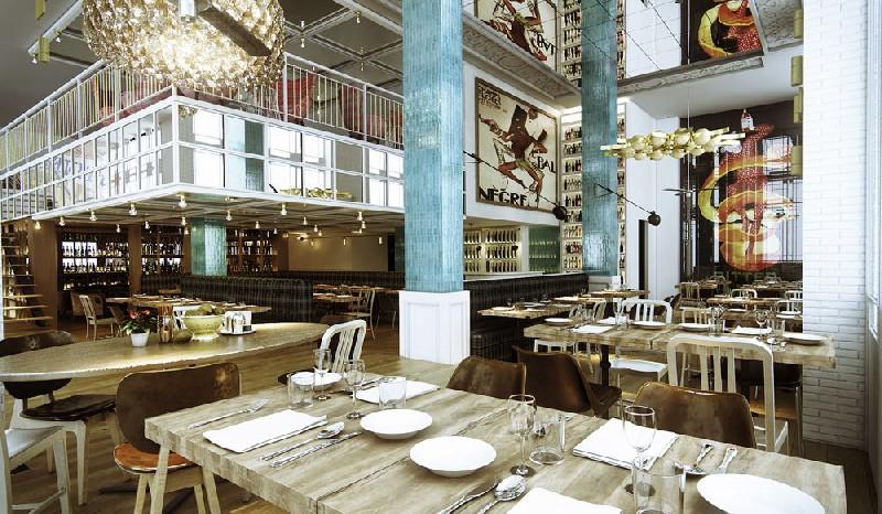 La guarida de bam restaurantes de moda en madrid - Casa arabe madrid restaurante ...