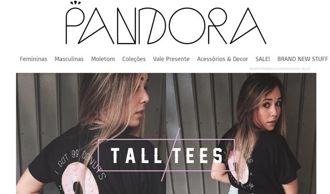 Melhores lojas de roupas online